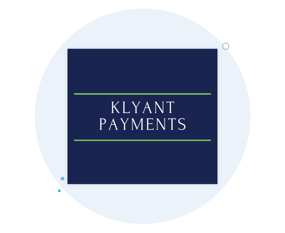 Coming soon – Klyant Payments